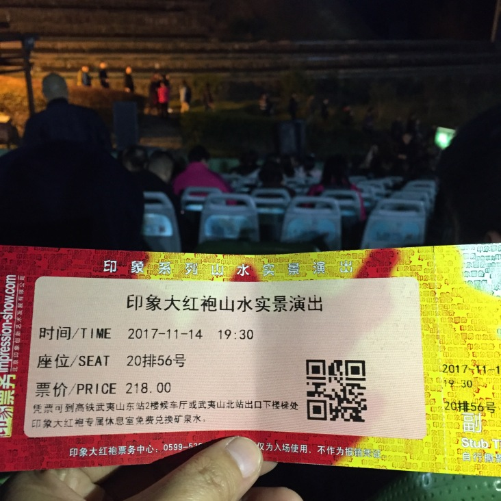 tiket pertunjukan